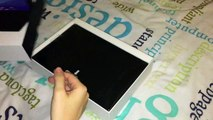 Unboxing Sony Xperia Z4 Tablet