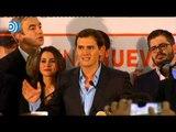 Albert Rivera valora los magníficos resultados de Ciudadanos en las elecciones catalanas