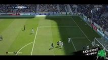 FIFA 16 but talonnade madjer goal xbox one fr madjer talonnade