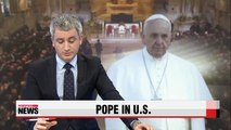 Pope in U.S.: Pope Francis tells sex-abuse victims ′God weeps′ for them