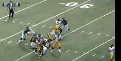 Ben Roethlisberger Injury Pittsburgh Steelers vs St.Louis Rams - Big Ben Injury Hurt Knee Injury