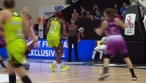 OPEN LFB 2015 - Highlights Hainaut Basket / Angers
