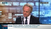 """Le parti pris d'Hervé Gattegno: """"En Syrie, François Hollande doit assumer son changement de cap"""" - 28/09"""