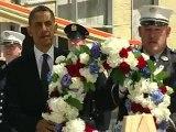 11-Septembre: dix ans après, les Américains entament un week-end du souvenir