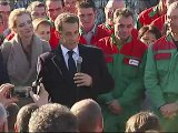 """Sarkozy papa d'une petite fille: elle et sa maman """"vont très bien!"""""""