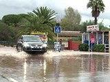Pluies et orages: alerte orange maintenue dans 14 départements, un mort dans l'Hérault