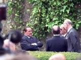Crise dans la zone euro: Berlusconi dans la tourmente