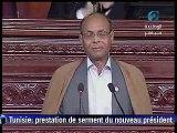 Tunisie: Moncef Marzouki prend ses fonctions un an après la révolution qui chassa Ben Ali