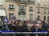 Le parlement français a voté la pénalisation de la négation du génocide arménien