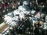 Syrie: plus de 230 morts à Homs, les Occidentaux réagissent
