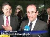 Hollande rencontre à Paris des leaders sociaux-démocrates européens