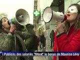 Banlieues: visite surprise de Sarkozy à Drancy, où il critique Hollande
