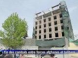 Afghanistan: 51 morts, dont 36 assaillants, dans les attaques coordonnées des talibans
