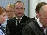 Breivik planifiait trois attentats à la bombe et une fusillade
