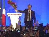 François Hollande bat Nicolas Sarkozy et devient le deuxième socialiste à accéder à l'Elysée
