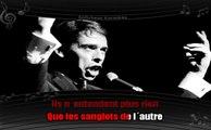 Karaoké Jacques Brel - Orly