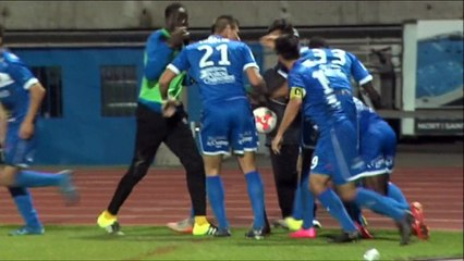 Chamois Niortais FC - Clermont Foot 63