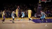 NBA 2K15 PS4 1080p HD Mejores jugadas Los Angeles Lakers-Denver Nuggets