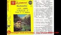 Kenangan manis di Surabaya - Joop Sahulata - kaset lagu Ambon