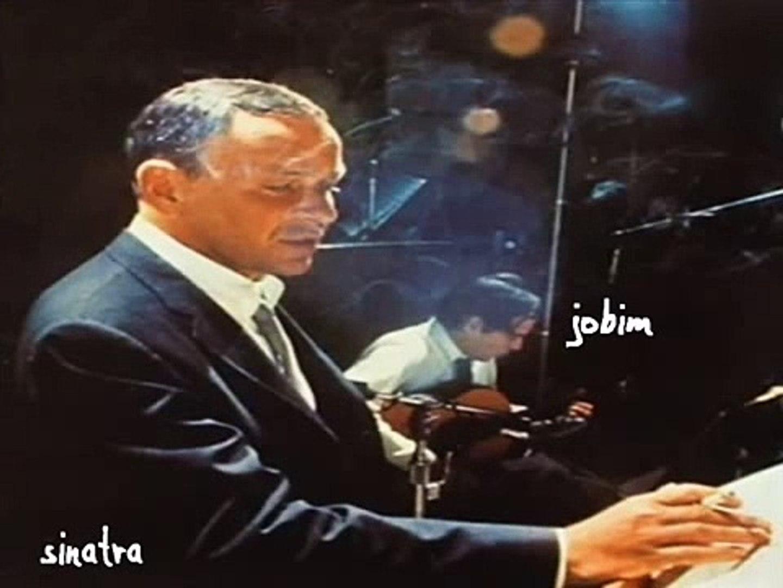 frank sinatra  antonio carlos jobim   bonita   1966
