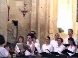 """Concert """"ACJ Macon"""" Le Scherzo aout 1995 Choralies 95 Vaison"""