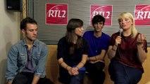 """Hyphen Hyphen en interview pour RTL2.fr : """"On ne sait pas faire de musique sans enjeu"""""""