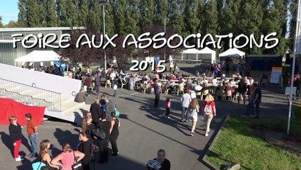 Foire aux assos 2015-Villeneuve d'Ascq