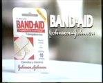 Publicidad Band Aid - Noelia Campo - Antigua Publicidad para Uruguay en la década de 1960, 1970, 1980 y 1990