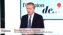 Valérie Pécresse pourra-t-elle se passer de Nicolas Dupont-Aignan ?