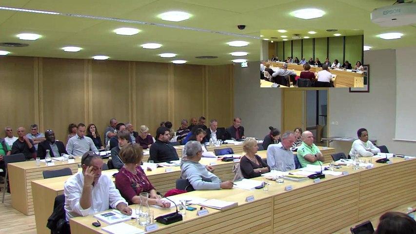 Conseil municipal du 28 septembre 2015 à 18h (REPLAY) (2015-09-28 18:00:09 - 2015-09-28 22:14:32)