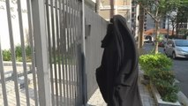 Meet Gisele, the Niqab-Wearing Thrash Metal Guitarist