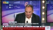 """La minute d'Olivier Delamarche: """"A chaque fois, on vous donne des chiffres faussés"""" - 28/09"""