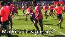 """Coupe du monde de rugby: Bastareaud: """"""""Plus de petites équipes"""""""