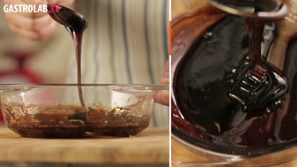 Black Balsamic Vinegar Syrup