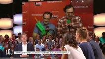 François Morel, le retour des Deschiens ? - Le Grand Journal du 28/09/15 - CANAL+