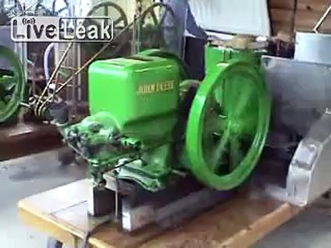 LiveLeak com - How Hit and Miss Engines Work - 1