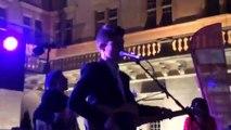Fête de la musique 2015 Party Lucas Fender & No Smoking Trio