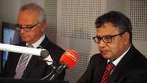 """Radhi Meddeb: Le 28-09-2015: Mosaïque FM """"Midi Show"""" : La notation de la Tunisie par Fitch Ratings est clémente"""