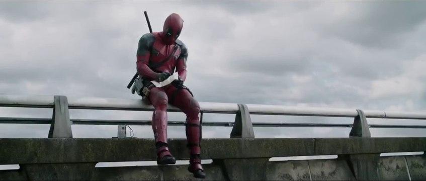 Movie trailer - Deadpool - Fragman