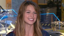 EXCLUSIVE: 'Supergirl' Star Melissa Benoist on Being a Role Model