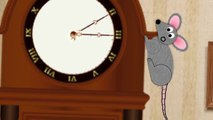 Hickory Dickory Dock  A Childs Favorite Hickory Dickory Dock Nursery Rhyme with LYRICS TOO!!