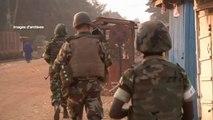 Centrafrique, Violents affrontements à Bangui
