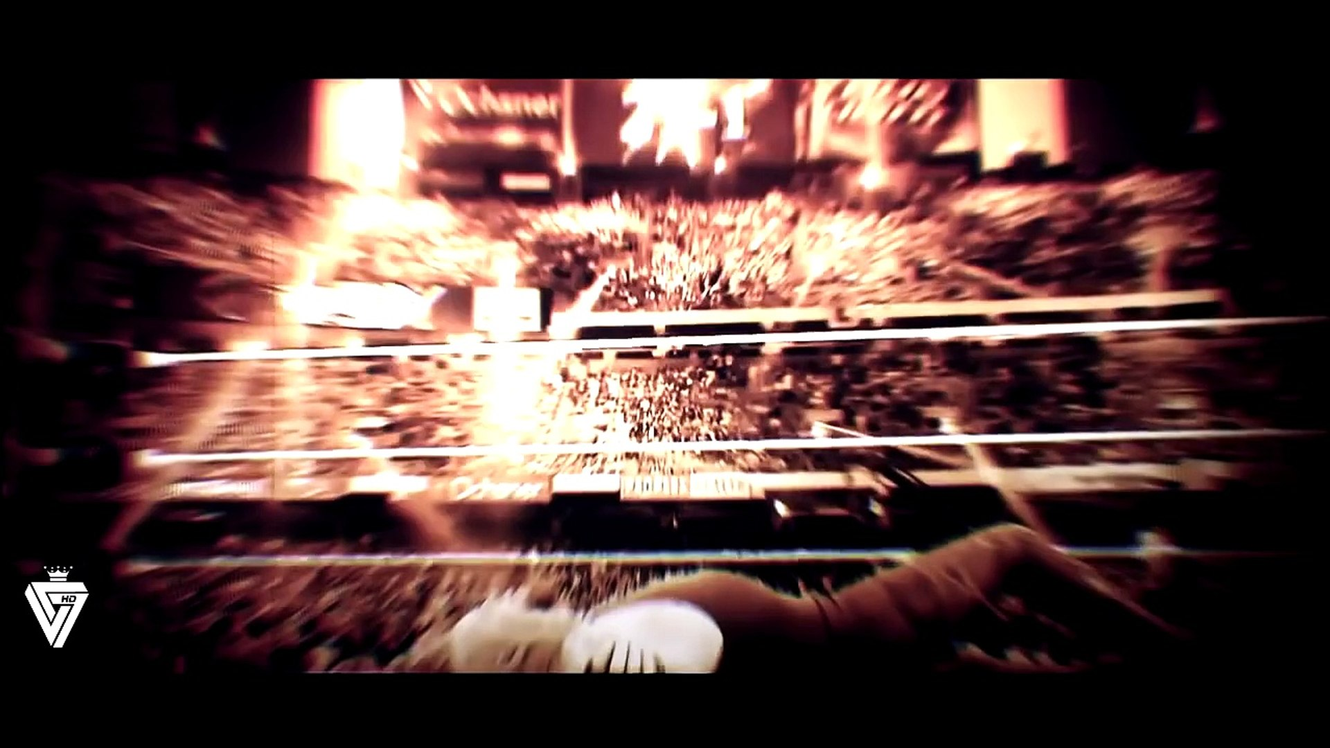 Hell In A Cell- Brock Lesnar Vs Under Taker 25 Oct 2015