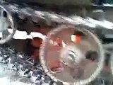 Quand des bûcherons russes s'amusent ça donne ça : des dingues!!!