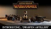 Introducing. Dwarfen Artillery [ESRB]