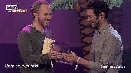 Concours création vidéo Sosh aime les inRocKs lab : Kevin Senant et Baptist Penetticobra remportent l'édition 2015