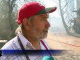 Bouches-du-Rhône: plus de 900 pompiers toujours mobilisés contre l'incendie