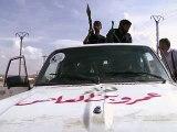 Syrie: le chef du CNS en Syrie, offensive contre la région de Homs