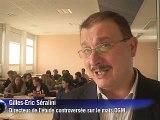 Maïs OGM: les organismes sanitaires français veulent des études à long terme
