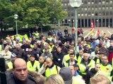 PSA Aulnay: syndicats et pouvoirs publics réclament des garanties sur l'emploi